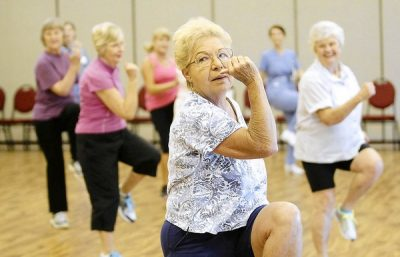Exercise Minimises Depression in Seniors
