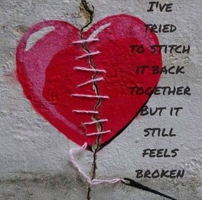 Recovering From a Broken Relationship